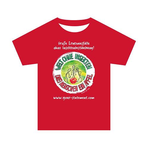 "Kindershirt ""Apfel"""
