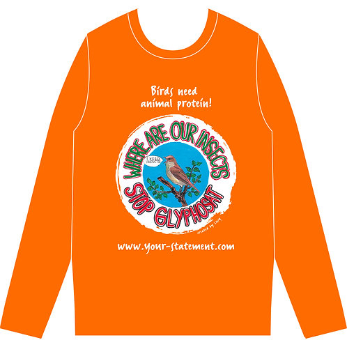 "Sweatshirt ""Insects"""