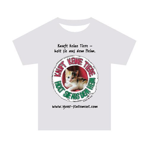"Herrenshirt ""Heimtiere"" (Katze)"
