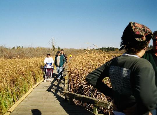 Ominik Marsh Trail, Clear Lake, Manitoba