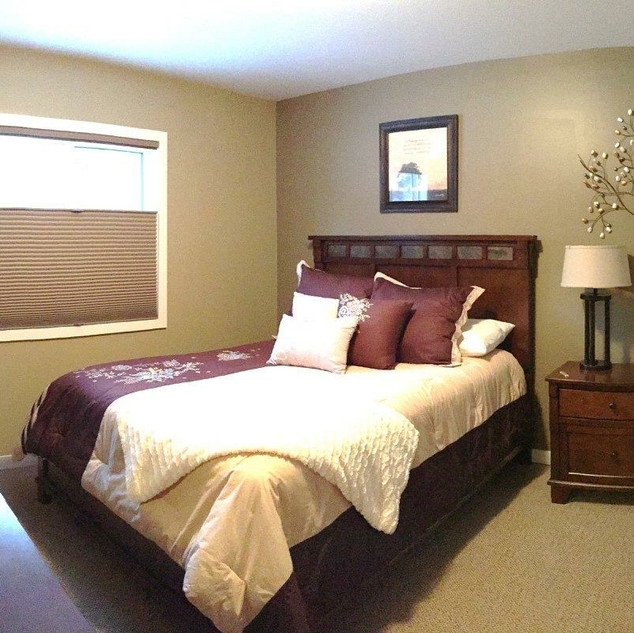 cottages in clear lake bedroom