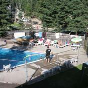 Pool in clear lake manitoba