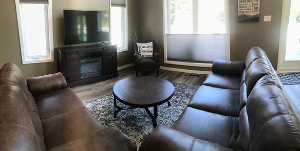 Geiler Corner Cabin 4 living room 2  - c