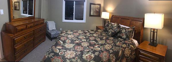 Bedroom 1 at Geiler Corner - Clear Lake Manitoba