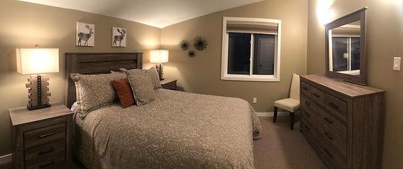 Bedroom 3 - Geiler Corner - Clear Lake Manitoba Cabin Rental