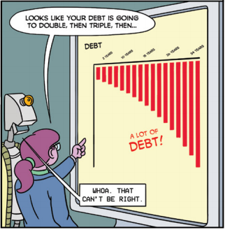 The New York Fed has all the best comics