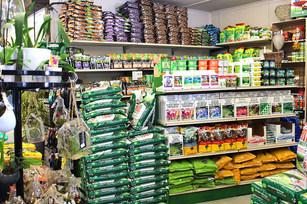 Un grand choix de produits pour votre jardin ou vos plantes intérieurs.
