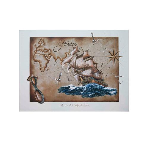 Poster - Artwork oil painting
