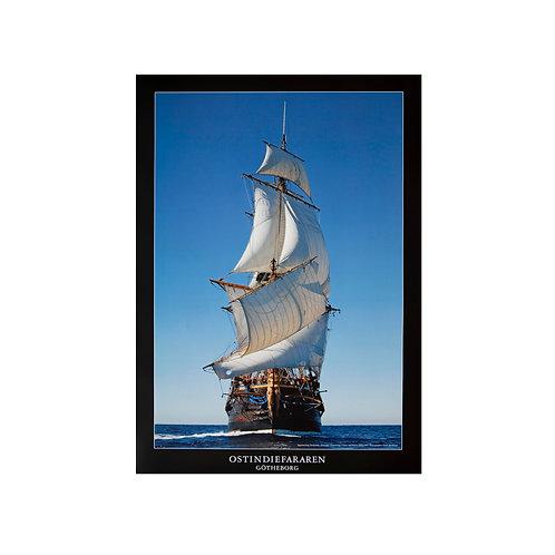 Poster - Götheborg under sail