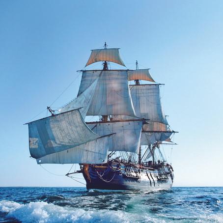 Ostindiefararen Götheborg seglar på nytt