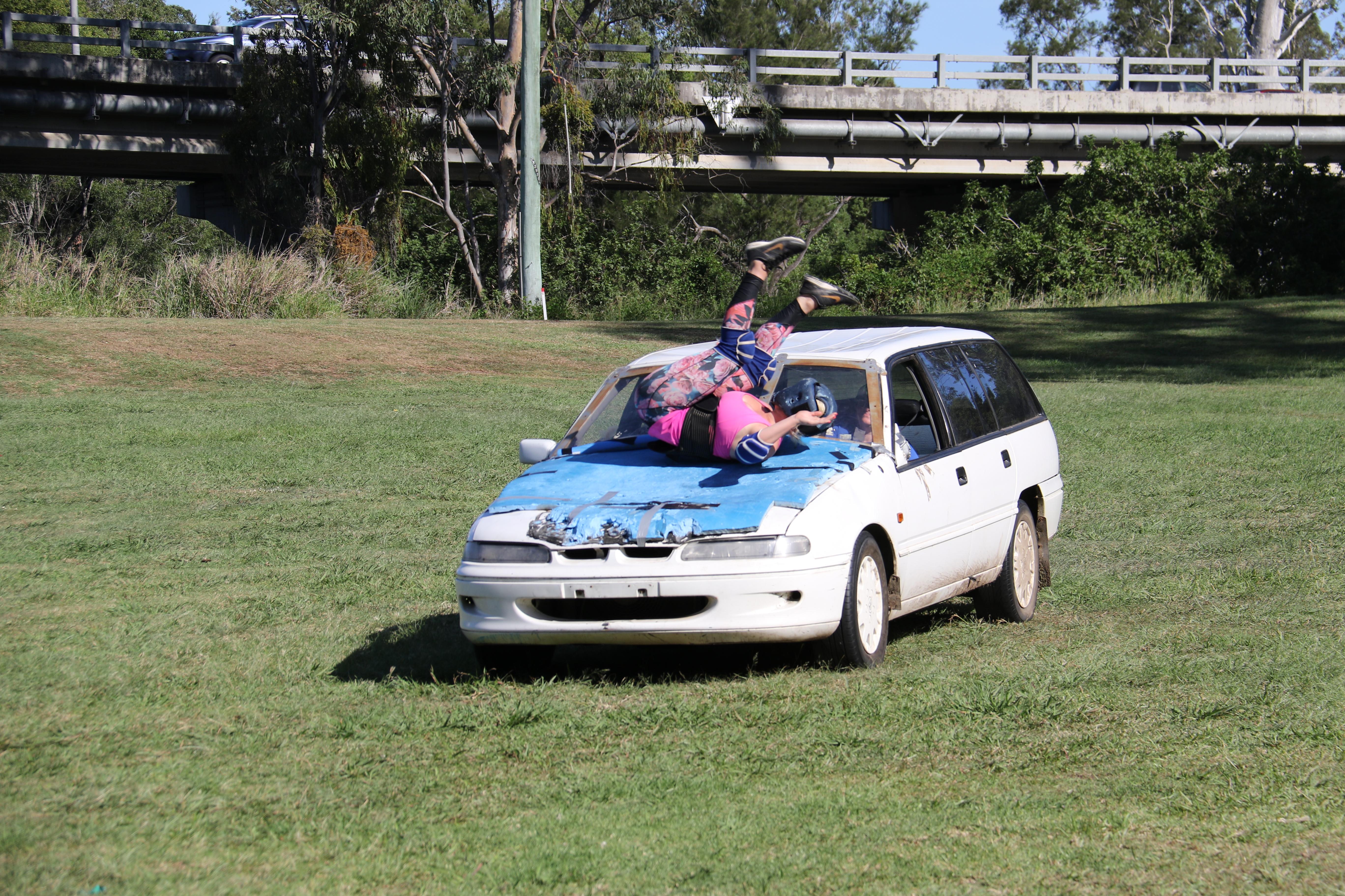 Car Hit