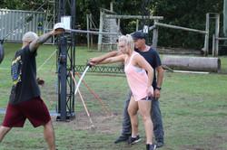 Cutlass Sword Training