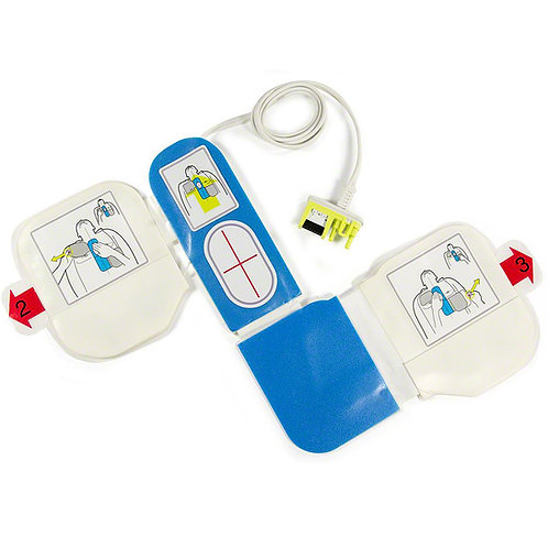 Electrode Pads - Zoll AED3 (ADULT / PAEDIATRIC / CHILD)