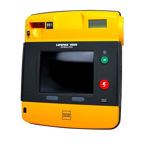 LIFEPAK 1000 Defibrillator - with ECG
