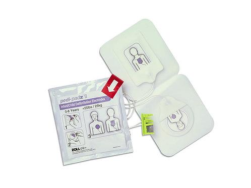 Electrode Pads - Zoll AED Plus Pedi-Padz II (PAEDIATRIC / CHILD)