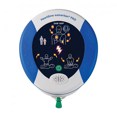 HeartSine SAM 360P Defibrillator