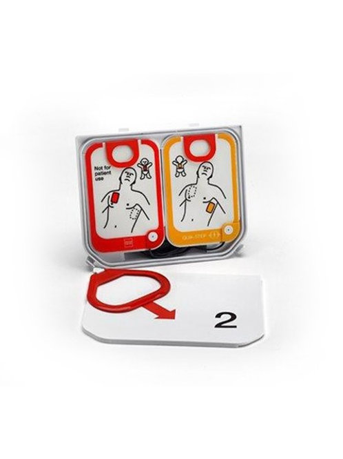 Electrode Pads - LIFEPAK CR2, CR3 3G, CR2 Essential (ADULT / PAEDIATRIC / CHILD)