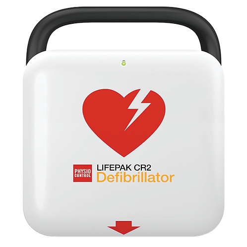 LIFEPAK CR2 Essential Defibrillator (USB only - no WiFi)