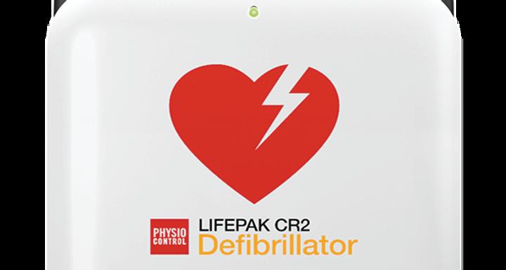 LIFEPAK CR2 Essential Defibrillator (USB only - no WiFi)