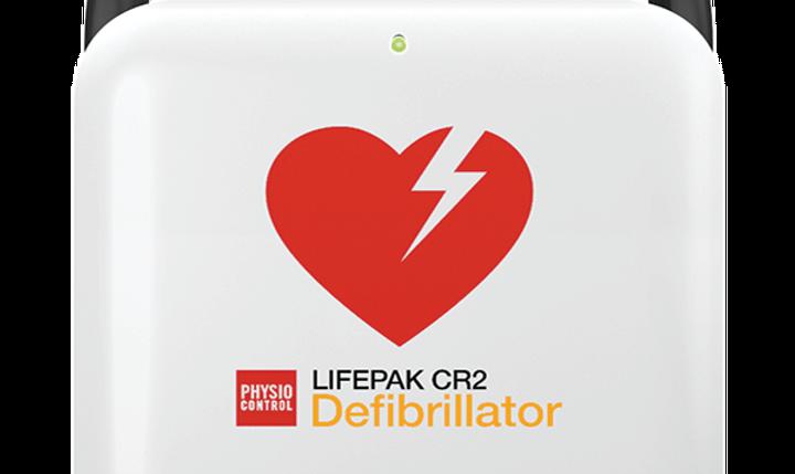 LIFEPAK CR2 Essential Defibrillator