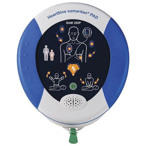 HeartSine SAM 350P Defibrillator