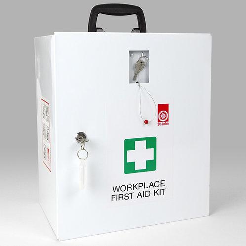 St John Ambulance - Workplace First Aid Kit (Wall Mount)
