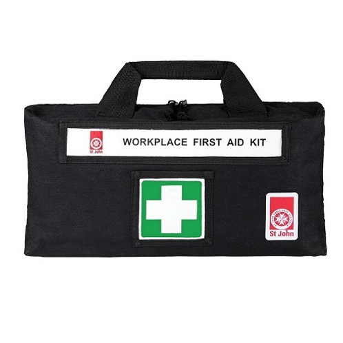 St John Ambulance - Workplace First Aid Kit (Soft Case)