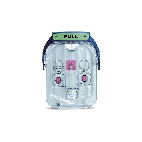 Electrode Pads - Phillips HeartStart HS1 (PAEDIATRIC / CHILD)