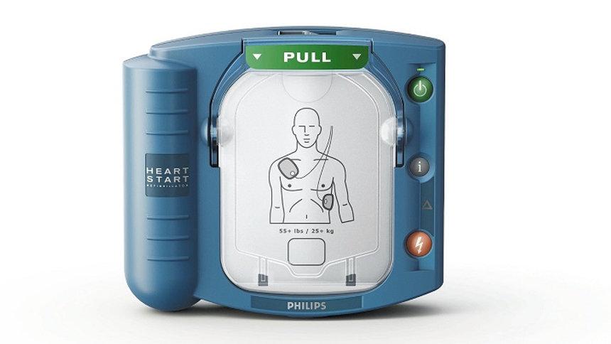 Phillips HeartStart HS1 Defibrillator