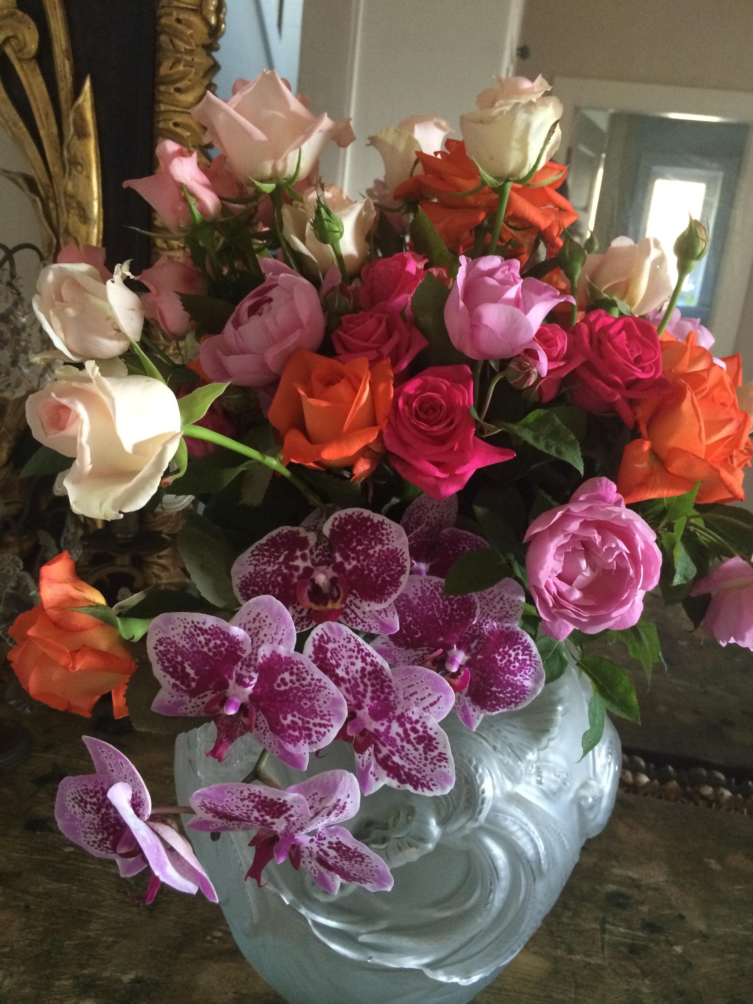 Deluxe Floral Arrangement