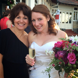 Debbi and Bride Sarah