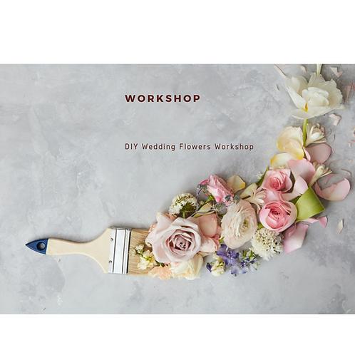 DIY Wedding Flowers Workshop