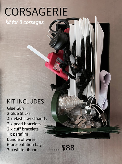 Corsagerie Kit