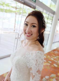 Wedding Hair and Make Up Singapore