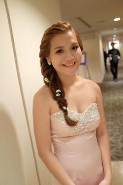 Bridal Make Up Artist Singapore