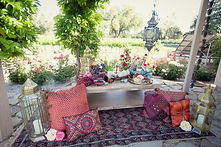 moroccan feast,moroccan wedding,wedding dress,wedding dishes,wedding centre piece,indian wedding,wedding theme,wedding hair,wedding photo shoot,wedding winery,wedding blue red flowers,wedding table setup,wedding indian cuisine,wedding by the pool
