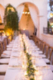 gorgeous Villa & Vine event venue in Santa Barbara, by Petros Restaurant