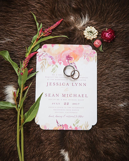John & Colett Photogrphy captures Jesica and Sen at Whisperng Rose Ranch - a beautiful and rustic wedidng venu in Santa Barbara