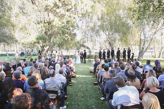 Gabrielle & Diwan celebrate their wedding at Whispering Rose Ranch by John & Colette Photograpy