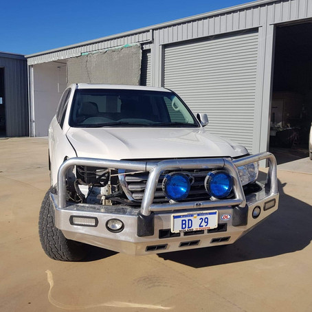 Toyota Landcruiser 200 Series