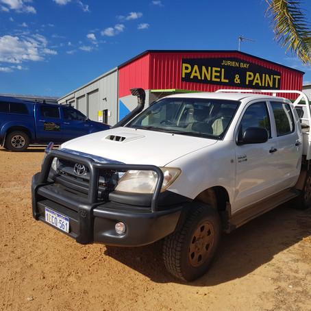 Bonney Downs Toyota Hilux