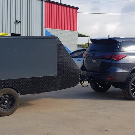 Motor X  Trailer