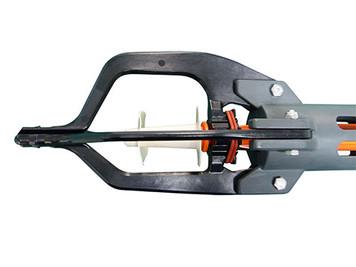 F4 Two Flange Plug Inserter