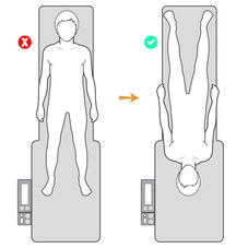 Positioning the Patient and Lower Leg Support