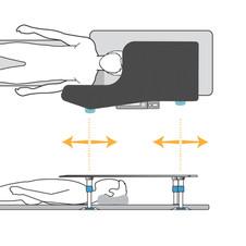 Adjusting the Platform Lateral Position