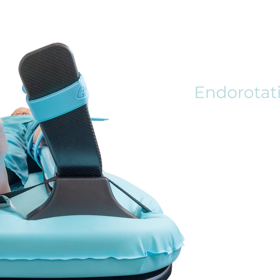 Foot Plate Positioning Options