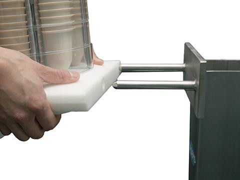 Soluble Beef Throat Plug Dispenser