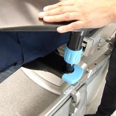 Adjusting Platform Surface Height