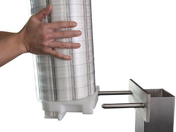 Manual Beef Clip Dispenser