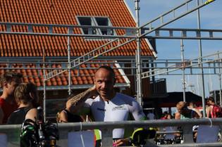 Morten på Soon Tryathlon